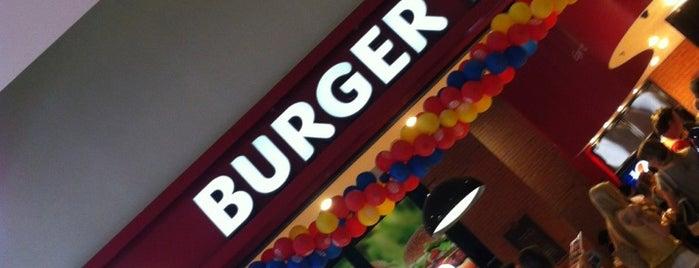 Burger King is one of Shopping Uberaba.