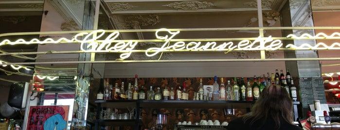 Chez Jeannette is one of Bars du Jeudi.