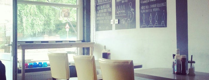 Jam Street Café is one of Best places in Chorlton.