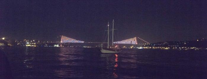 Kordon is one of Istambul food.