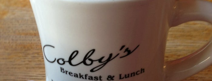 Colby's is one of Portsmouth To Do.