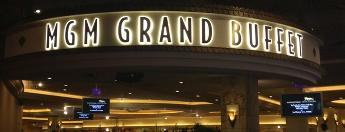 Grand Buffet is one of Check-In.