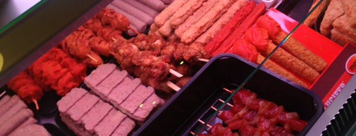 Frituur The Corner is one of Beste Frietkoten in België.