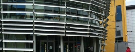 """ELEKTRUM"" Olimpiskais sporta centrs is one of Foursquare LV BrandPages HQ."