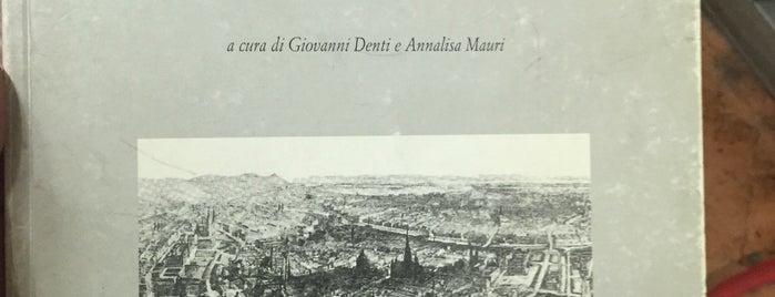 Biblioteca di Architettura is one of UniFi.