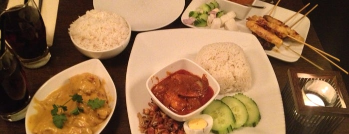 Satay House is one of Trying food from different countries in London.