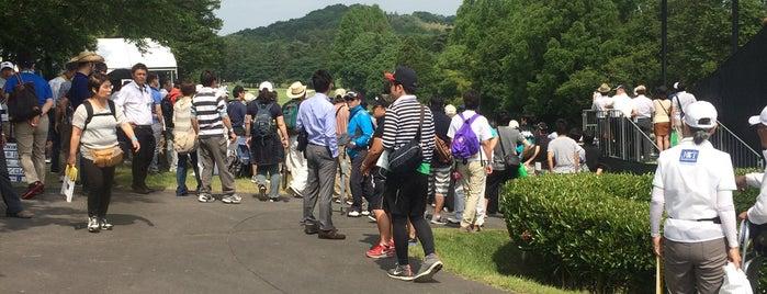 宍戸ヒルズカントリークラブ is one of ゴルフ場(茨城).