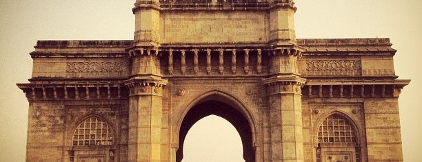 Gateway of India is one of Mumbai Maximum.