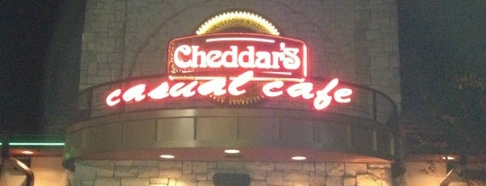 Cheddar's Casual Cafe is one of already  done.