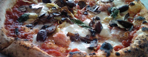 Settebello Pizzeria is one of Vegas Baby!!.