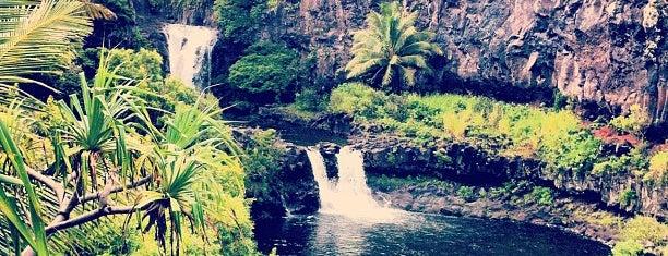7 Sacred Pools @ Haleakala State Park is one of Maui Places of Interest.