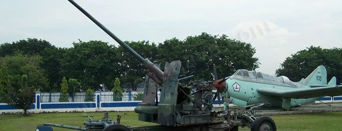 Museum TNI AL is one of Sparkling Surabaya.