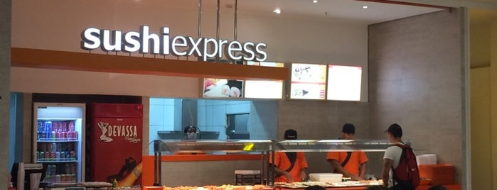 Sushi Express is one of Bento Badge - Places in Natal.