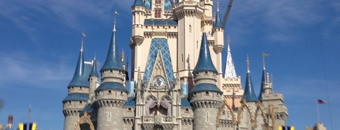 Fantasyland is one of Magic Kingdom Guide by @bobaycock.