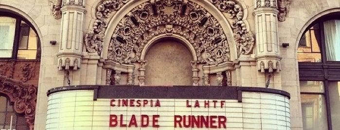 Million Dollar Theater is one of Fun LA.