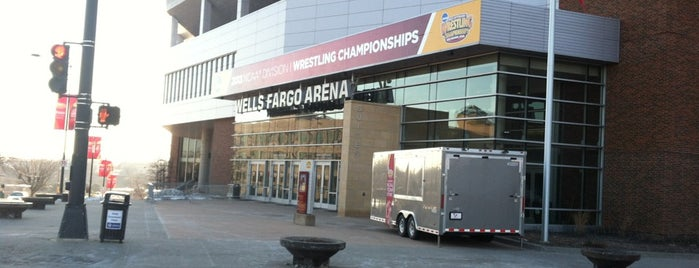 Wells Fargo Arena is one of Entertainment: USA.