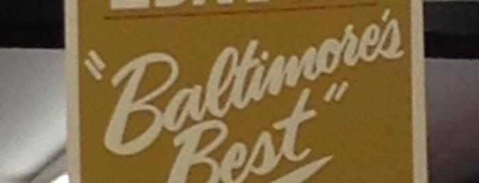 Edmart Deli is one of Non-trendy Best of Balitmore.