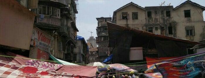 Chor Bazaar (Thieves' Market) is one of Mumbai Maximum.
