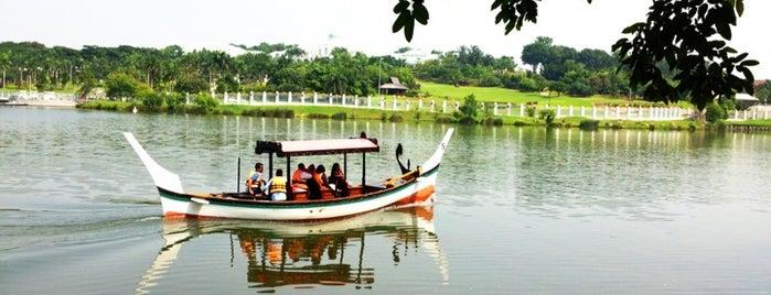 Taman Botani Putrajaya is one of Favorite Great Outdoors.