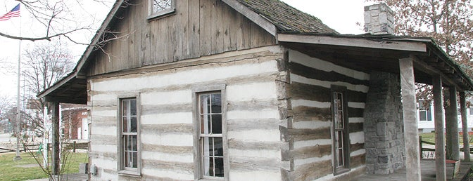 Hewn-Timber Slave Cabins is one of Must-See African American Historical Places In US.