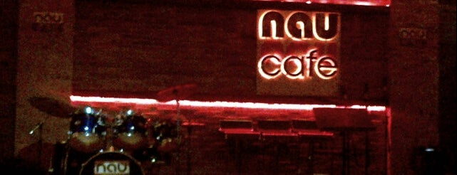 Nâu Cafe is one of Cafe quán.