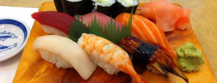 Shiki Japanese Restaurant is one of favorite Rochester restaurants.