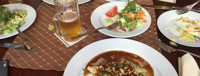 Murrhardter Hof is one of Must-visit Restaurants in Stuttgart.