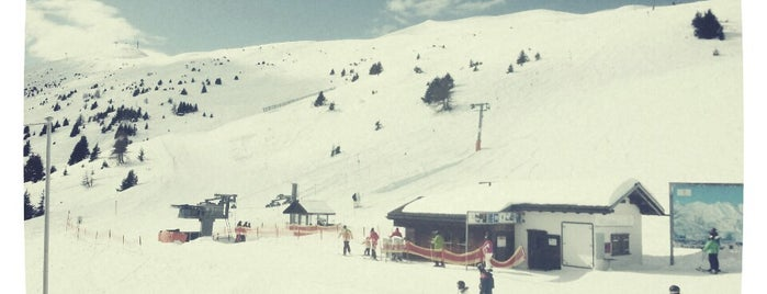 Alp Nova is one of Skigebiete.