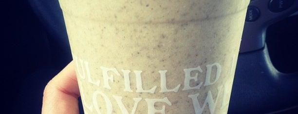 Café Gratitude is one of Vegan <3.