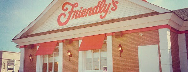 Friendly's is one of Food.