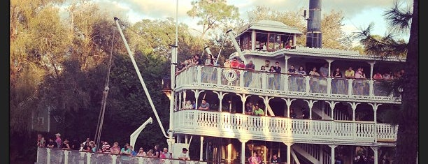 Liberty Square Riverboat is one of Magic Kingdom Guide by @bobaycock.