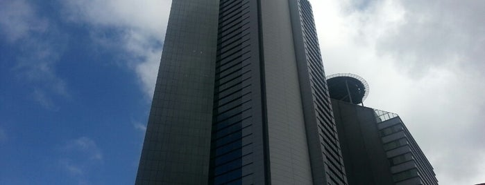 Torre Zentrum is one of Rascacielos en la Ciudad de México..