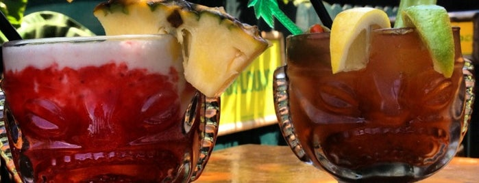 South Shore Tiki Lounge is one of Maui Places of Interest.