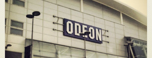 Odeon Cinema is one of Places that make me happy.
