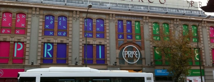Teatro Circo Price is one of @ Madrid (MD, España).