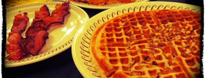 Waffle House is one of North Ga chill spots.