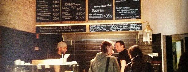 Schiller Burger is one of My Berlin.