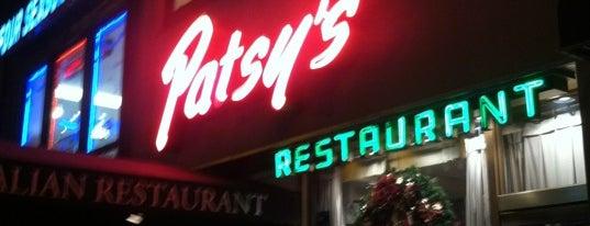 Patsy's Italian Restaurant is one of NYC restaurants - Kottke's favs.
