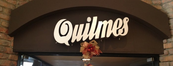 Quilmes is one of Editor's Choice.