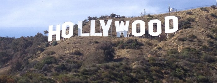 Hollywood Sign is one of L.A..