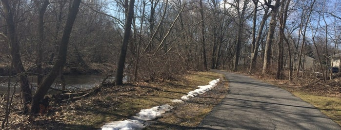 Grove Park White Trail is one of Best Places in Ridgewood NJ #visitUS.