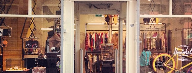 WeSC Store is one of Amsterdam <3.