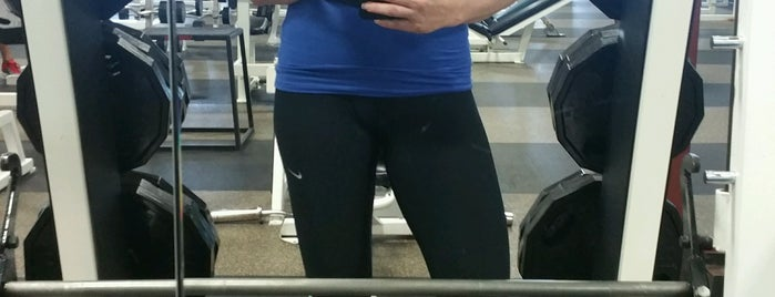 24 Hour Fitness is one of Favorite Gyms.