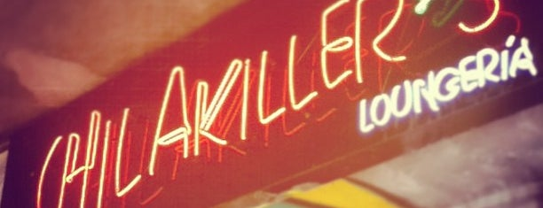 Chilakiller's is one of bars.