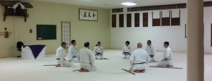 Aikido Yoshokai - Genyokan Dojo is one of Places I Go.
