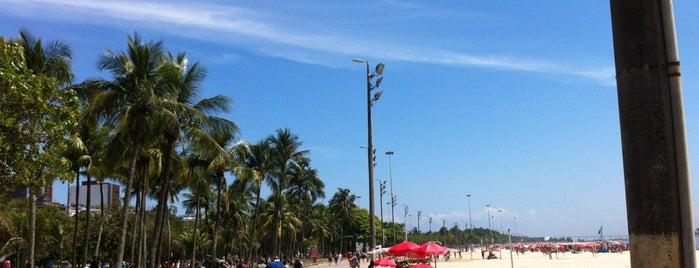 Praia do Flamengo is one of Beach in Rio.