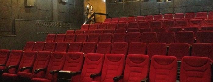 Кинотеатр им. Моссовета is one of Cinema spots.