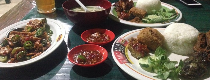 Ayam Bakar Wong Solo is one of Must-visit Food in Malang.