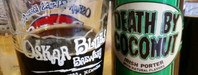 Oskar Blues Brewery Tour is one of Brooklyn Pour Breweries 2012.