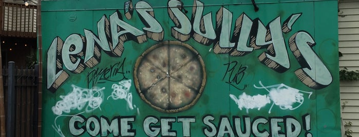 Sully's Pub is one of burrs.